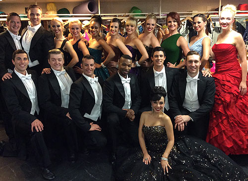 "The cast of ""Bravo"""